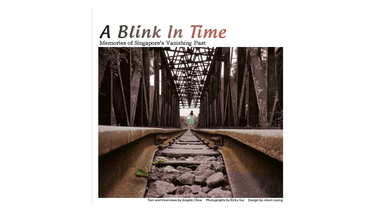A Blink In Time Cover