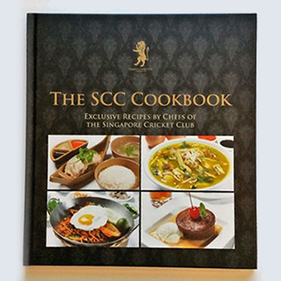 Singapore Cricket Club Cookbook