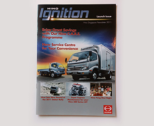 Borneo Motors' Hino Ignition Newsletter